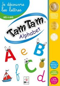 Frédérique Costantini - Tam tam alphabet - je découvre les lettres - Le coffret.