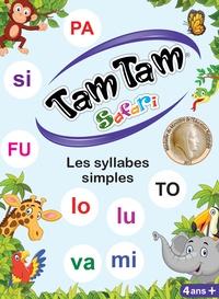 Frédérique Costantini - Tam Tam Safari - Les syllabes simples.