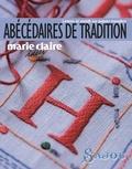 Frédérique Crestin-Billet et  Maison Sajou - Abécédaires de tradition - Lettres et motifs sur papier transfert.