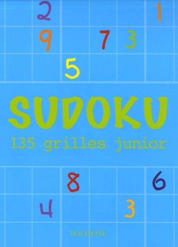 Frédérique de Buron - Sudoku - 135 grilles  junior.