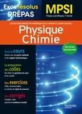 Frédérique de La Baume et Julien Calafell - Physique Chimie MPSI - Prépas scientifiques 1re année.