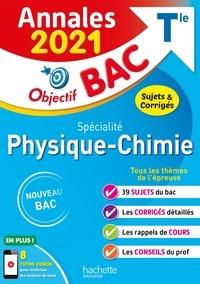 Frédérique de La Baume et Rudy Latchimy - Spécialité Physique Chimie Tle.
