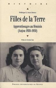 Alixetmika.fr Filles de la Terre - Apprentissages au féminin (Anjou 1920-1950) Image