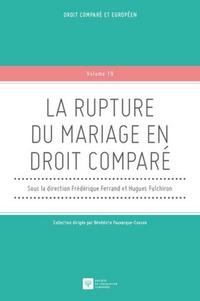 La rupture du mariage en droit comparé.pdf