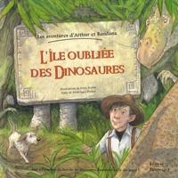 Frédérique Fraisse - L'île oubliée des Dinosaures.