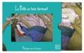 Frédérique Fraisse et Paul Hess - La belle au bois dormant - Mini pop-up en fresque.