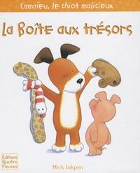 Frédérique Fraisse - La boîte aux trésors.