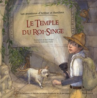 Frédérique Fraisse - Le Temple du Roi-Singe.