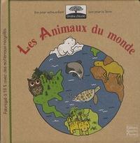 Frédérique Fraisse et Jillian Phillips - Les Animaux du monde.