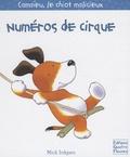 Frédérique Fraisse et Mick Inkpen - Numéros de cirque.