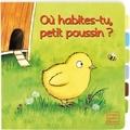 Frédérique Fraisse et Heike Vogel - Où habites-tu, petit poussin ?.