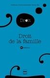 Frédérique Granet-Lambrechts et Patrice Hilt - Droit de la famille.