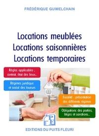 Frédérique Guimelchain - Locations meublées, locations saisonnières, locations temporaires.