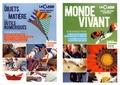 Frédérique Huot-Jeanmaire - Activités scientifiques en maternelle - 2 volumes : Les objets, la matière et les outils numériques ; Le monde vivant.