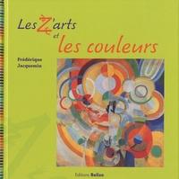 Frédérique Jacquemin - Les Z'arts et les couleurs.
