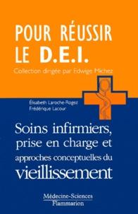 Frédérique Lacour et Elisabeth Laroche-Rogez - .