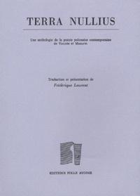 Goodtastepolice.fr Terra Nullius - Un anthologie de la poésie polonaise contemporaine de Varmie et Mazurie Image