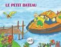 Frédérique Lavaud-Khouja et Hana Bahroun - Le petit bateau.