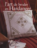 Frédérique Marfaing - L'art de broder en Hardanger.