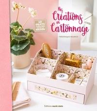 Lesmouchescestlouche.fr Mes créations en cartonnage - 10 objets à réaliser pour la maison Image