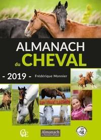 Frédérique Monnier - Almanach du cheval.