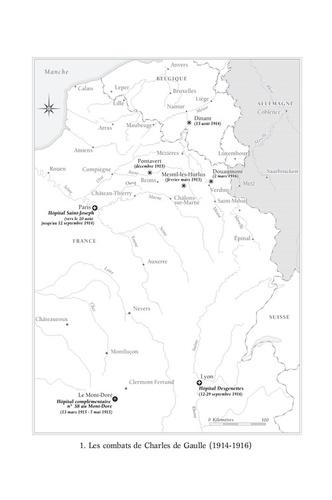 La Première Guerre de Charles de Gaulle. 1914-1918