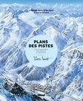 Frédérique Novat et Arthur Novat - Plans des pistes - Les domaines skiables de France dessinés par Pierre Novat.