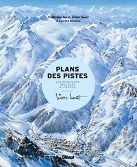Deedr.fr Plans des pistes - Les domaines skiables de France dessinés par Pierre Novat Image