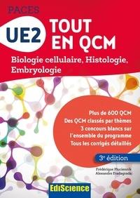 Birrascarampola.it UE2 tout en QCM - Biologie cellulaire, Histologie, Embryologie Image