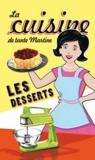 Frédérique Rose - Les desserts.