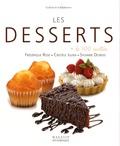 Frédérique Rose et Cristèle Julien - Les desserts.