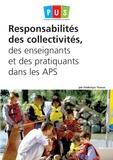 Frédérique Thomas - Responsabilités des collectivités, des enseignants et des pratiquants dans les APS.