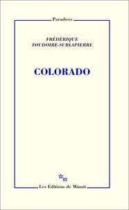 Frédérique Toudoire-Surlapierre - Colorado.