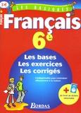 Frédérique Vayssières et Jeanine Borrel - Français/Maths 6e.