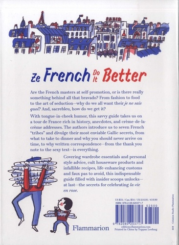 Ze French do it better. A lifestyle guide