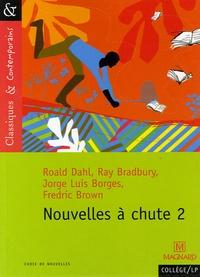 Fredric Brown et Roald Dahl - Nouvelles à chute 2.
