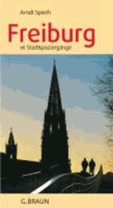 Freiburg - 16 Stadtspaziergänge.