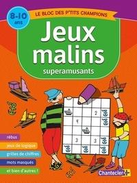 Freija Tyberghein - Jeux malins superamusants - 8-10 ans.