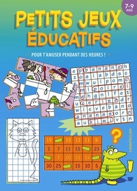 Freija Tyberghein - Petits jeux éducatifs - 7-9 ans.
