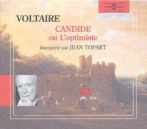 Voltaire - Candide ou l'optimiste. 3 CD audio