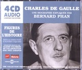Bernard Phan - Charles de Gaulle. 4 CD audio