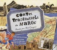 Marcel Zaragoza - Contes traditionnels du Maroc - CD audio.