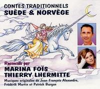 Marina Foïs et Thierry Lhermitte - Contes traditionnels Suède et Norvège.