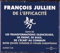 De lefficacité - Suivi de Les transformations silencieuses, de front, de biais, de lécart au commun entre pensée chinoise et pensée européenne.pdf