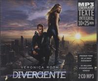 Veronica Roth - Divergente. 2 CD audio MP3
