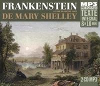 Mary Shelley - Frankenstein. 2 CD audio MP3