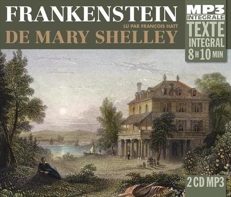 Frankenstein  avec 2 CD audio MP3