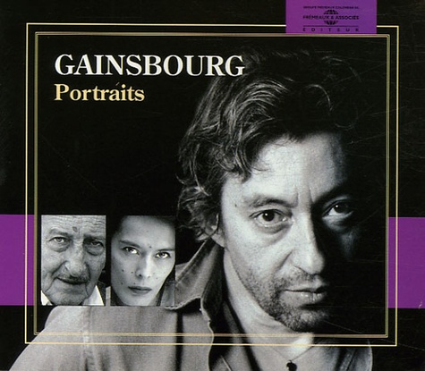 Serge Gainsbourg - Gainsbourg - Portraits. 2 CD audio