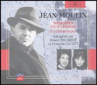 Daniel Allary et Francis Zamponi - Jean Moulin - Mémoires d'un citoyen, le dernier voyage 2 CD audio.