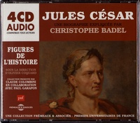 Christophe Badel - Jules César. 4 CD audio